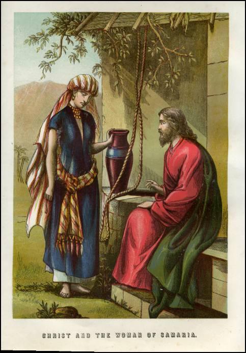 Jesussamarianwoman